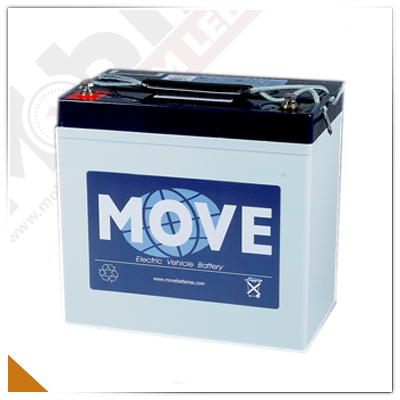 Move MPG 52-12, 12V/52Ah