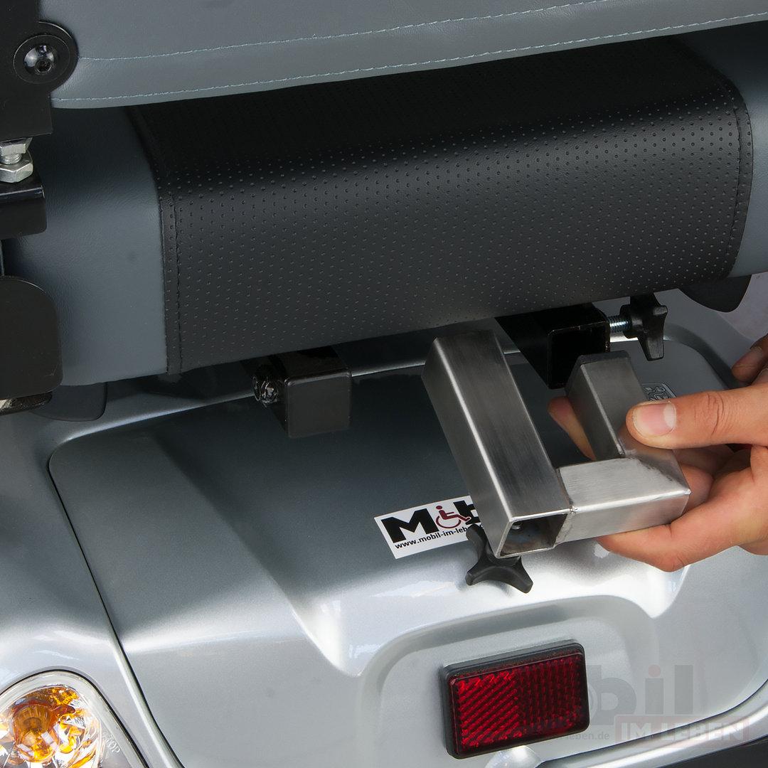 adapter vierkantaufnahme sitz elektromobil edelstahl kaufen. Black Bedroom Furniture Sets. Home Design Ideas